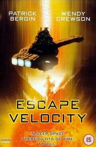 Locandina italiana Escape Velocity