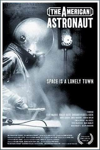 Locandina italiana The American Astronaut