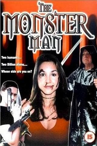 Locandina italiana The Monster Man