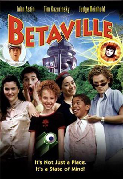 Locandina italiana Betaville