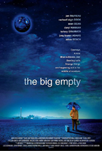 Poster The Big Empty  n. 1