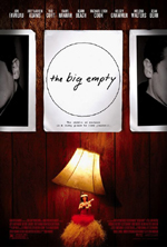 Poster The Big Empty  n. 2