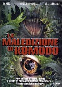 Locandina La maledizione di Komodo