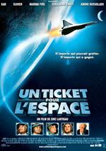 Locandina Un Ticket Pour l'Espace