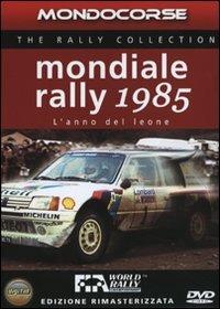 Trailer Mondiale Rally 1985