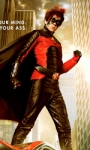 Kick-Ass: il character poster di Red Mist