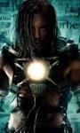 Iron Man 2: l'elettrico poster di Whiplash