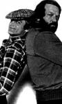 Terence Hill compie 70 anni: Suonagliele ancora, Terence