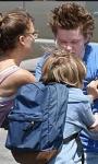 Hesher: le foto dal set di Natalie Portman e Joseph Gordon-Levitt