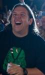 Paul: prime immagini del set del Comic-Con di Pegg e Frost