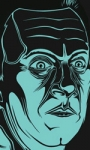 52 Bad Dudes: le illustrazioni di Adam Sidwell