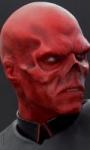 Teschio Rosso fa la sua comparsa con l'uniforme dell'Hydra