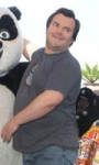 Jack Black, cuore di panda