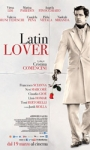Latin Lover, il poster