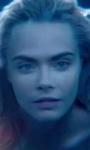 Cara Delevingne, sirena sull'isola che non c'è