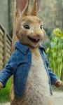 Peter Rabbit, il motion poster