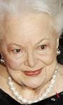Olivia de Havilland e Kirk Douglas: 204 anni in due