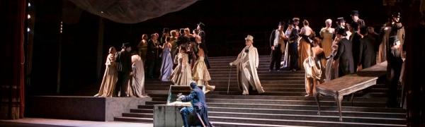 Teatro alla Scala di Milano: Lucia di Lammermoor
