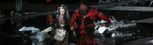 Dall'Arena di Verona: Aida