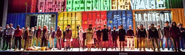 Royal Opera House: Ascesa e caduta della città di Mahagonny
