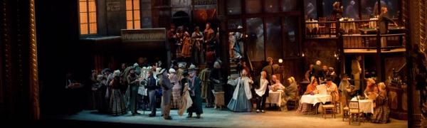 Royal Opera House: La Bohème