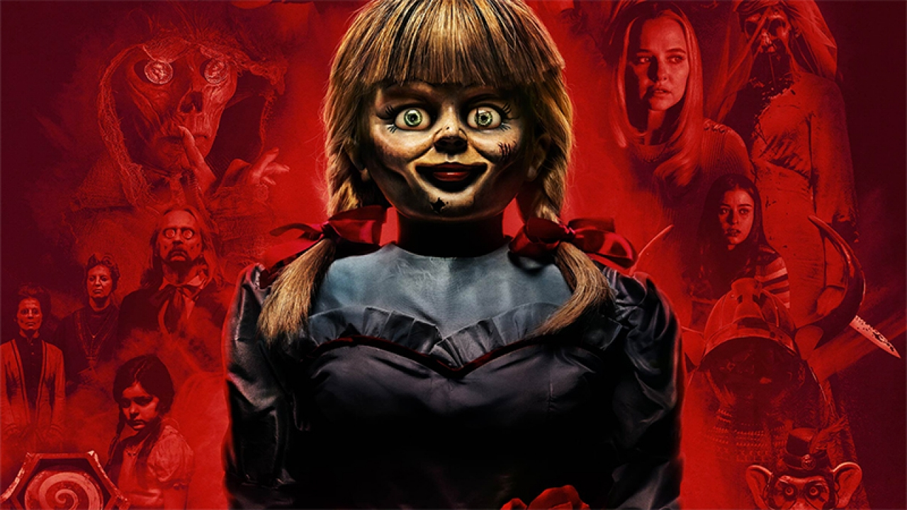 ANNABELLE 3 Italiano Torrent