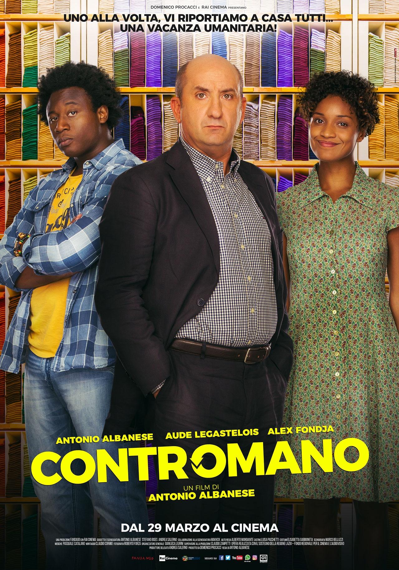 Antonio Albanese Film