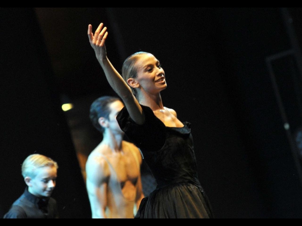 Abbagnato con Opera Parigi a Taormina - MYmovies.it