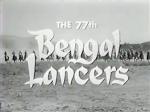77° lancieri del Bengala