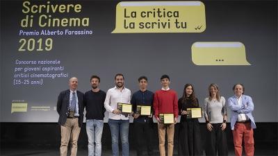 17.ma edizione di Scrivere di Cinema - Tutti i Vincitori