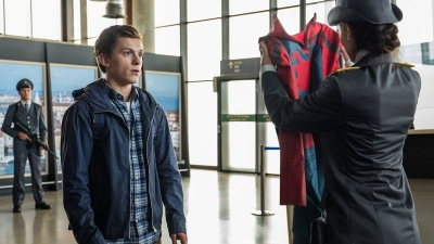 Spider-Man: Far from Home, tecnologia e società dell'immagine