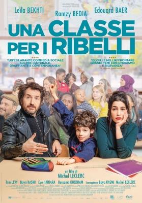 Una classe per i ribelli, il poster italiano del film - MYmovies.it