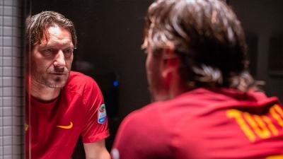 Mi chiamo Francesco Totti, ora disponibile on demand