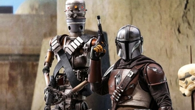The Mandalorian, Star Wars e la costante dei droidi