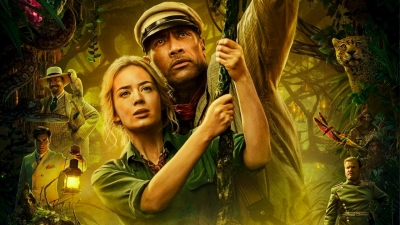 Jungle Cruise, dal 28 luglio al cinema e dal 30 luglio su Disney+