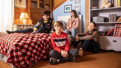 4 ragazzi e un mistero. I Cavalieri di Castelcorvo è in arrivo su Disney+