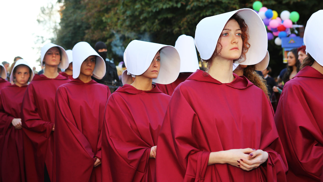 The Handmaid's Tale a Lucca